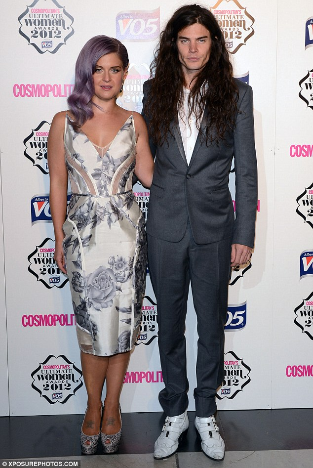 Soon to be wed? Kelly Osbourne revealed on Wednesday she hopes her boyfriend Matthew Mosshart will soon pop the question