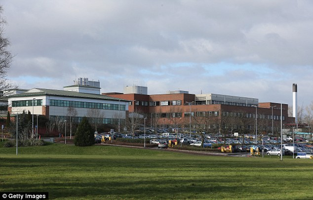 Failings: Tales of patients dying in agony and deydrated pensioners forced to drink water from flower vases emerged from Stafford Hospital