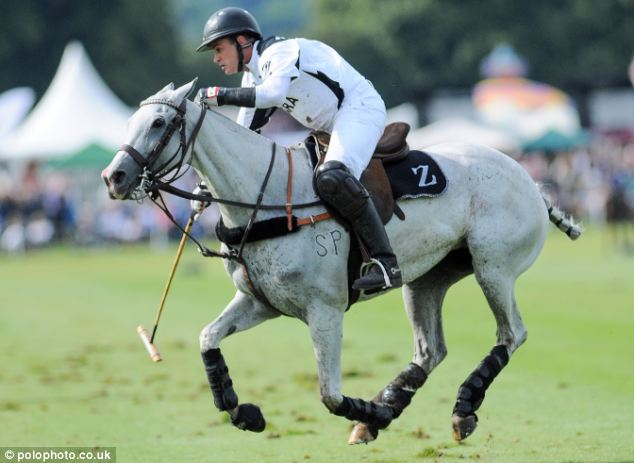 Keen polo player Findus boss Lyndon Lea noted that the price of raw materials for Findus products was rising dramatically. Whether a desire to cut costs led to the horse meat fiasco is yet to be determined