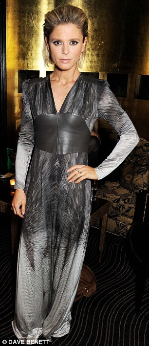 The Pre-BAFTA Party hosted by EE and Esquire ahead of the 2013 EE British Academy Film Awards at The Savoy Hotel