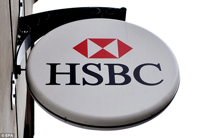 Rival lenders: HSBC shaved 0.01 percentage of one of its mortgage products last week
