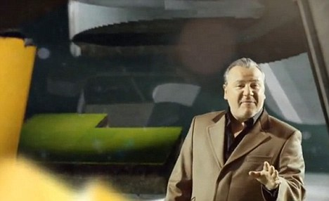 In play: Ray Winstone one of many profiting from betting companies
