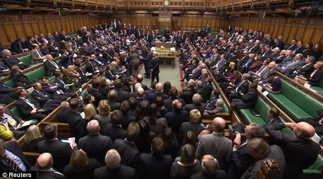 Focus: While the attention was on MPs voting on gay marriage in the House of Commons the Government revived work on the 'Secret Justice Bill'