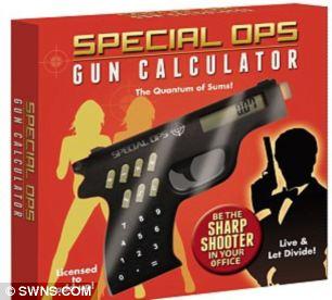 Special Ops gun calculator