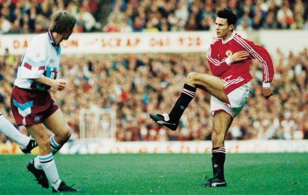 1991/1992: Putting West Ham to the sword pre-Premier League