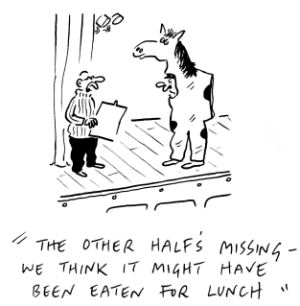 Pugh horsemeat