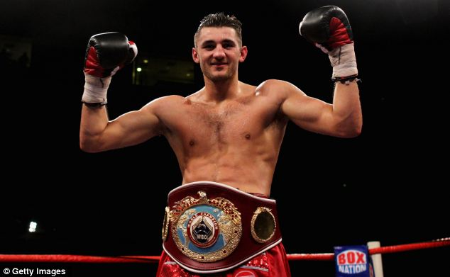 WBO champion: The light heavyweight titlist is still untested at the highest level