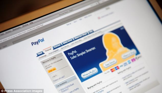 Anonymous cost the website PayPal £3.5 million