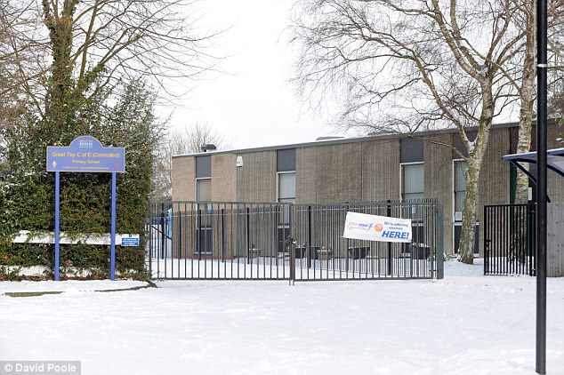 Dismissal: Carol Hill was sacked from Great Tey Primary School, in Essex, after telling a pupil's parents about a bullying incident in June 2009