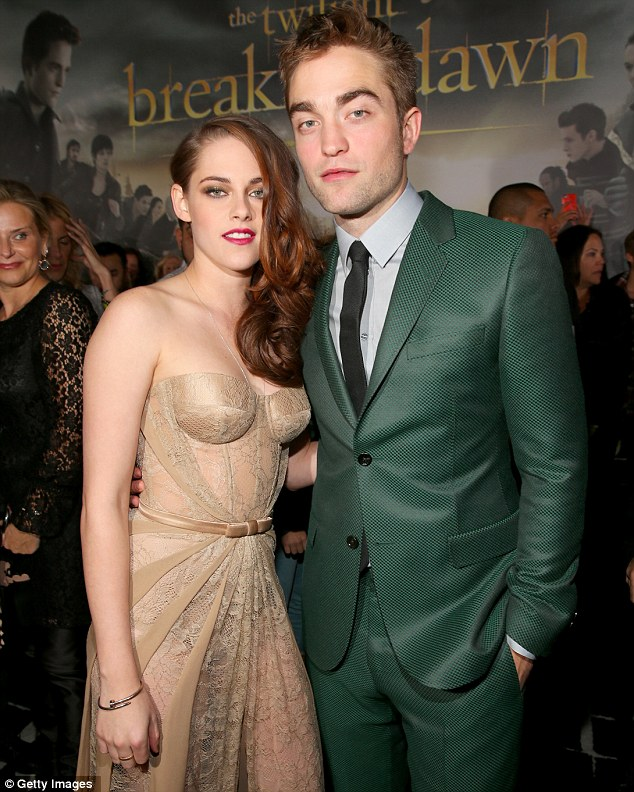 Down Under: Kristen's Twilight co-star beau, Robert Pattinson, is currently shooting his new movie in Australia