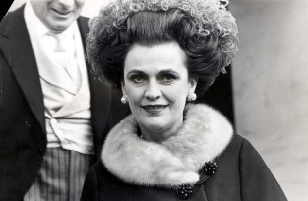 Margaret, the 11th Duchess of Argyll