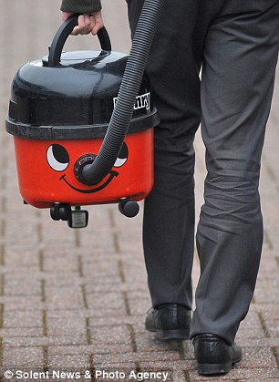 Henry Hoovers are worth around £100 and are popular with businesses thanks to their hardiness