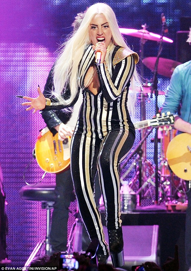 The show must not go on: Lady Gaga has pulled out of four tour dates after suffering an injury on stage