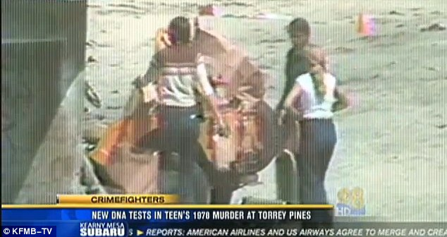 Footage from the time: On the morning of August 13, 1978, passers-by discovered Nantais' mutilated body lying on the sand