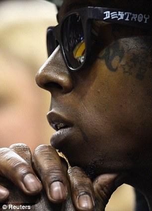 Apology: Till's cousin, Airickca Gordon-Taylor, is demanding Lil Wayne apologize