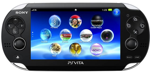 The PlayStation Vita: The portable console, successor to the PSP, was unveiled the last time Sony held a PlayStation event, in January 2011