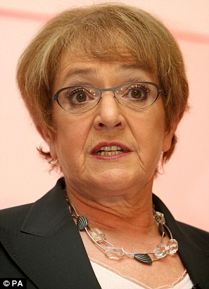 Asking the questions: MP Margaret Hodge, chair of the Public Accounts Committee