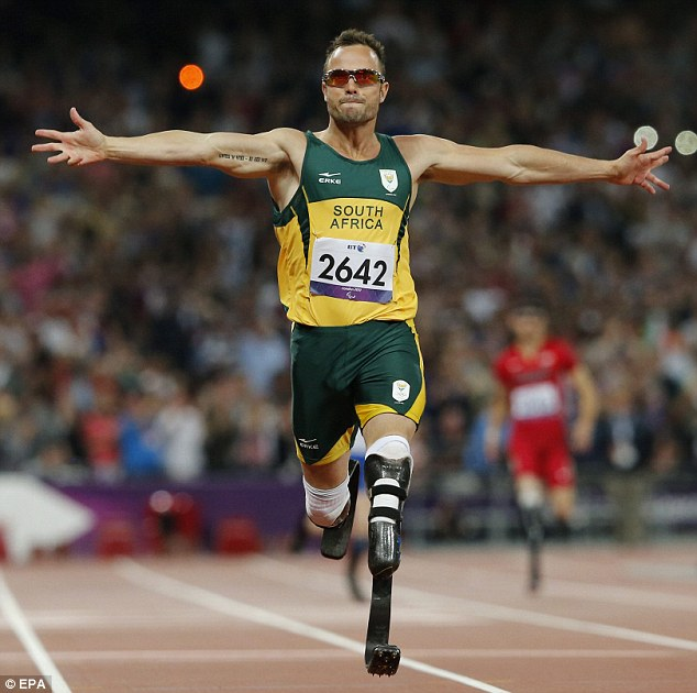 Blade Runner: Oscar Pistorius ran in both the London 2012 Olympics and Paralympics