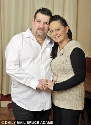 Katrina and Robert Young