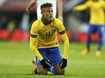 Neymar slams 'boring' football after red card for Santos