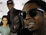 The Heat is on: Lil Wayne boasts that he slept with NBA player Chris Bosh's wife after he is banned from basketball games