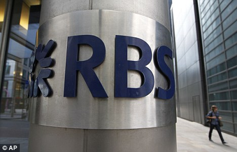 Possibilities: David Cameron said he wants to see swift action to put RBS in a fit state to be sold off