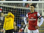 Arsenal's Laurent Koscielny passed fit to face Bayern Munich