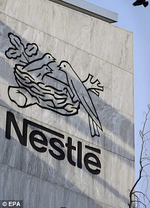 Nestle has confirmed that three of its products have been recalled from France, Italy and Spain