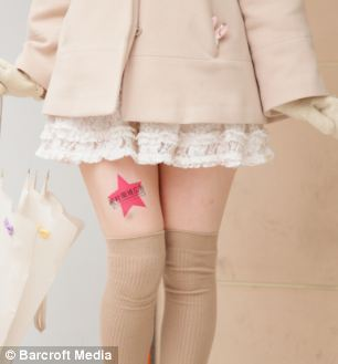 Advertiser Legs