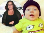 Hip hop style! Rosie O'Donnell styles her daughter Dakota in Heidi Klum's children's clothing collection