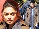 'I want a family': Mila Kunis plans to one day quit acting so she can be a 'present mom,' the actress tells James Franco in new Playboy interview