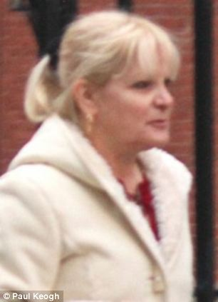 Libby Burgess, who is involved in the Court of Appeal will dispute with her brother and sister, leaving the court