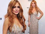 Lindsay Lohan has been accused of ruining the $1,750 designer dress she borrowed for a glitzy New York gala earlier this month.