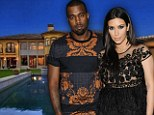 A hair salon, bowling alley and movie theatre: Kim Kardashian and Kanye West plan lavish renovations to their new $11 million mansion