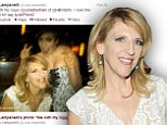 'I won't stop anytime soon': Lisa Lampanelli defends her decision to call Lena Dunham the N-word... and claims 'it means