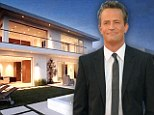 It's not like he needs the money! Matthew Perry sells his Hollywood mansion for half a million below the asking price and nearly $4 million less than what he paid for it