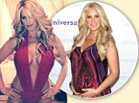 Kim Zolciak shows off 30lb weightloss in racy Instagram snap six months after giving birth