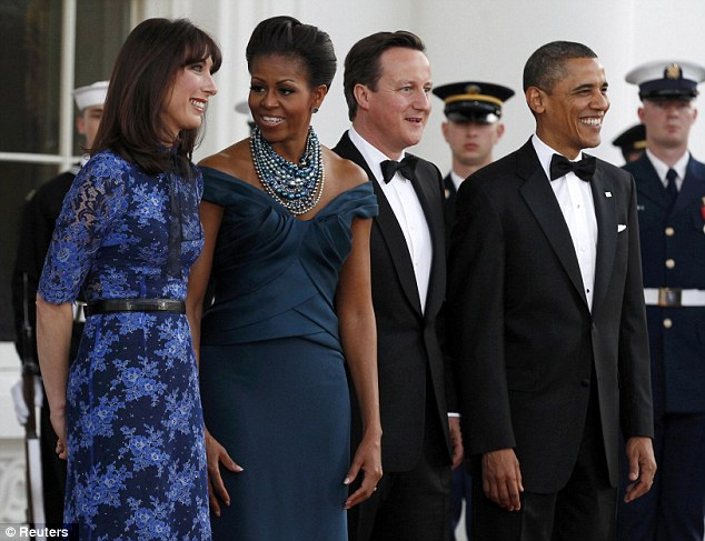 Traditionally the partners of politicians are invited to state events, but Mrs Cameron has failed to attend any of her husbands G8 Summits