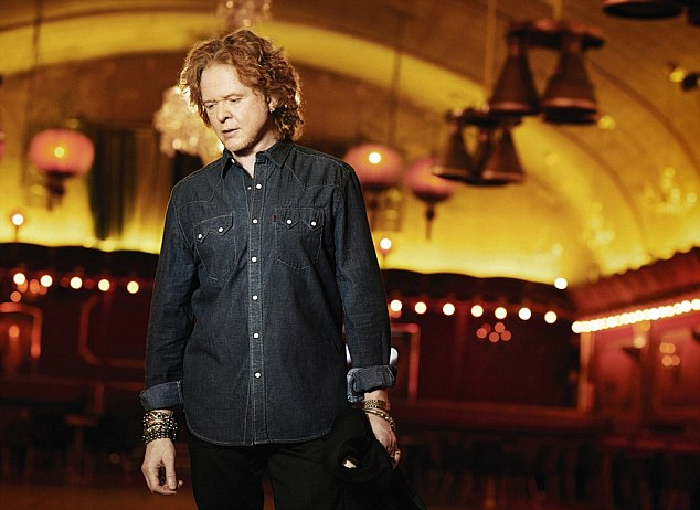 Mick Hucknall gives the definitive answer