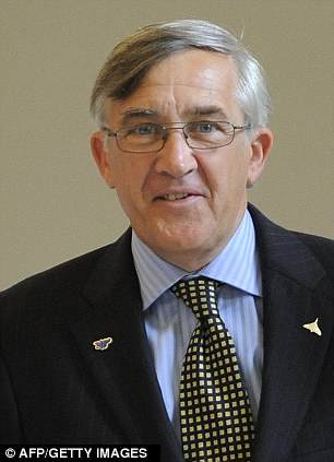 Approval: Former defence minister Sir Gerald Howarth welcomed the move