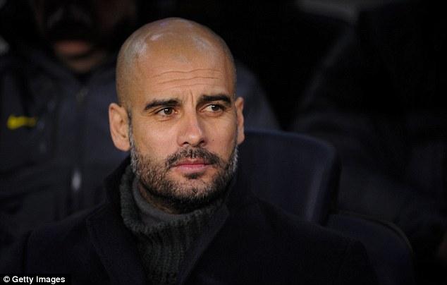 Top target: Pep Guardiola has his eyes on Suarez as his first signing at Bayern Munich