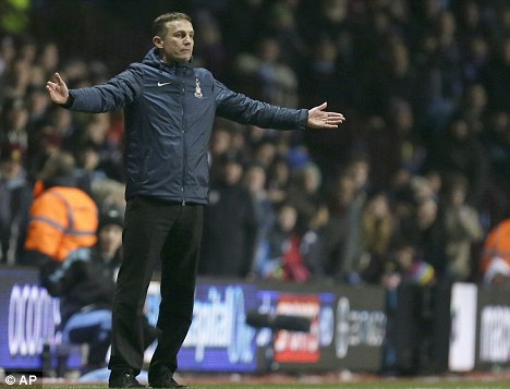 In demand: Bradford fear their manager Phil Parkinson will be lured away