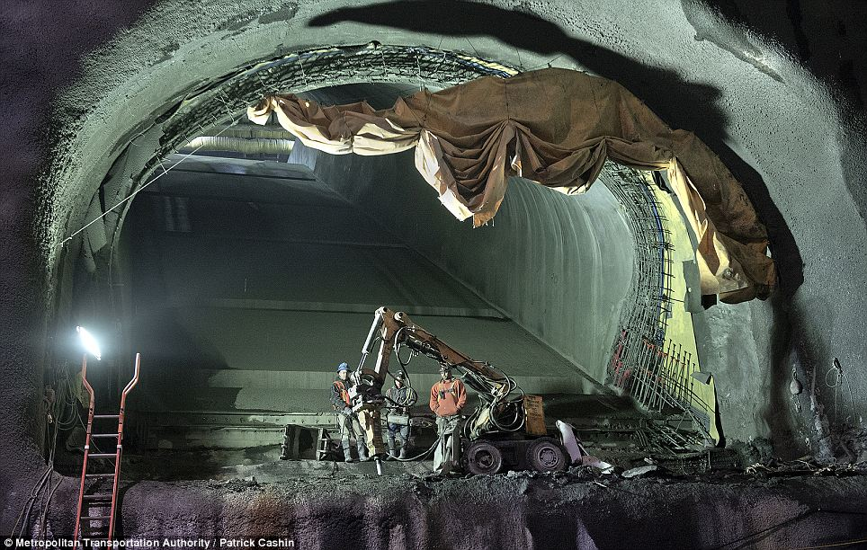 East Side Access also will include 22,000 square feet of new retail space, 46 escalators and 13 elevators