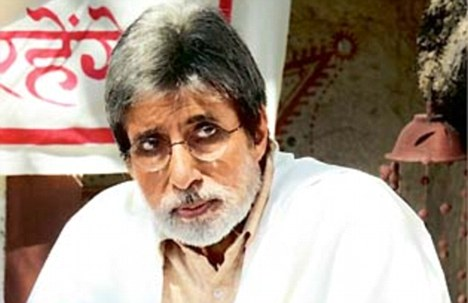 Big B plays a social activist and his role is said to be based on Anna Hazare