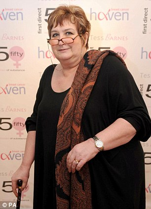 Jenni Murray is glad that on the two day diet she can still sometimes indulge in her favourite treats