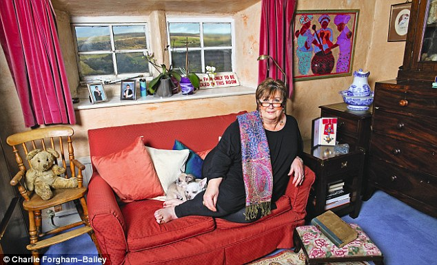 Jenni Murray questions if she could last without her favourite and most fattening foods