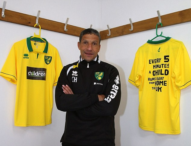 Forward thinking: Hughton missed out on the signing of Celtic's Gary Hooper in January