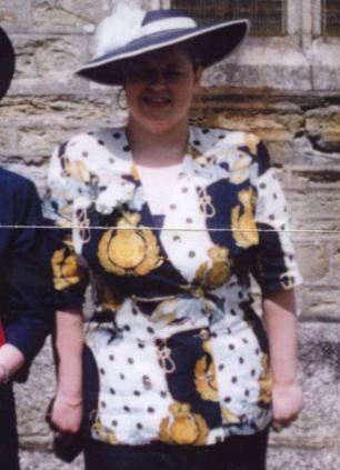 Frump to fraud: Helen Hart before her makeover
