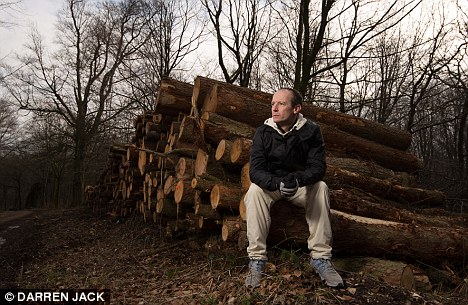 Drowne but not out: Steve is finally seeing the wood from the trees