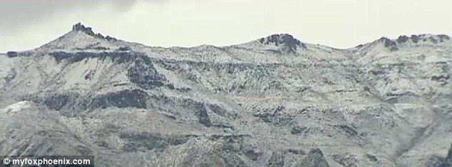 Missouri woman had to be rescued from Arizona's Superstition Mountains for the second time in three months when she got lost - again - searching for the fabled Lost Dutchman's Gold Mine